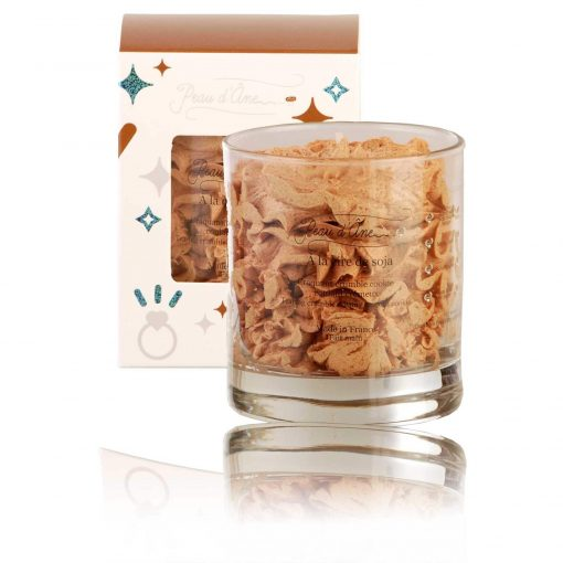 bougie bijou parfumée cookie crumble candle jewel colliers boucles bagues
