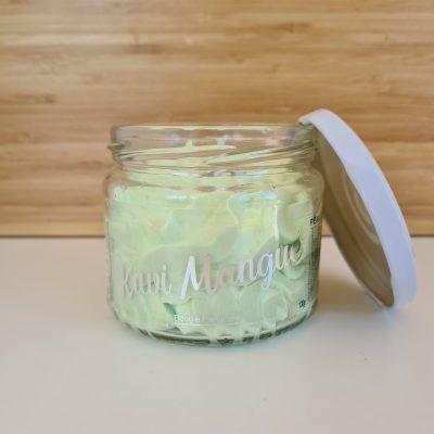 bougie kiwi mangue