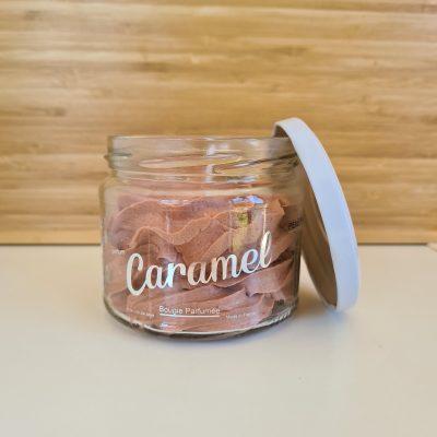 bougie caramel