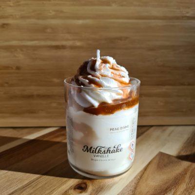 bougie vanille gourmande