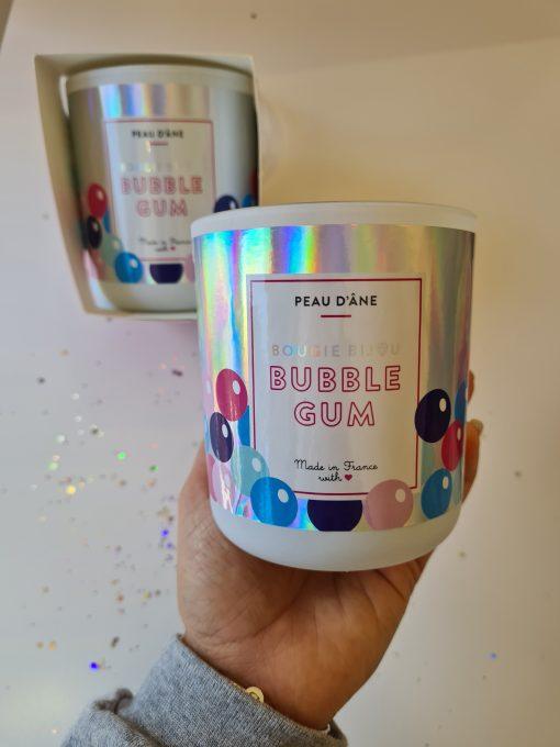bougie bijou bubblegum