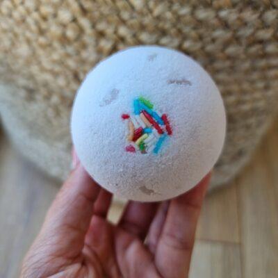 boule de bain coco